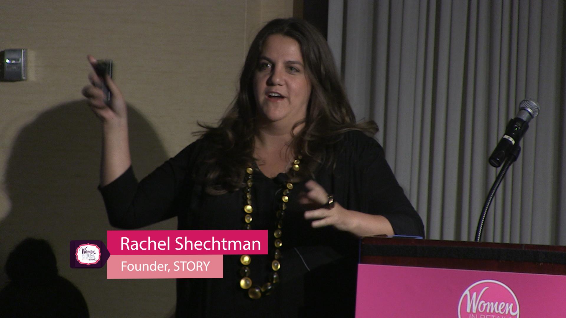 Rachel Schetman Girl Talks East