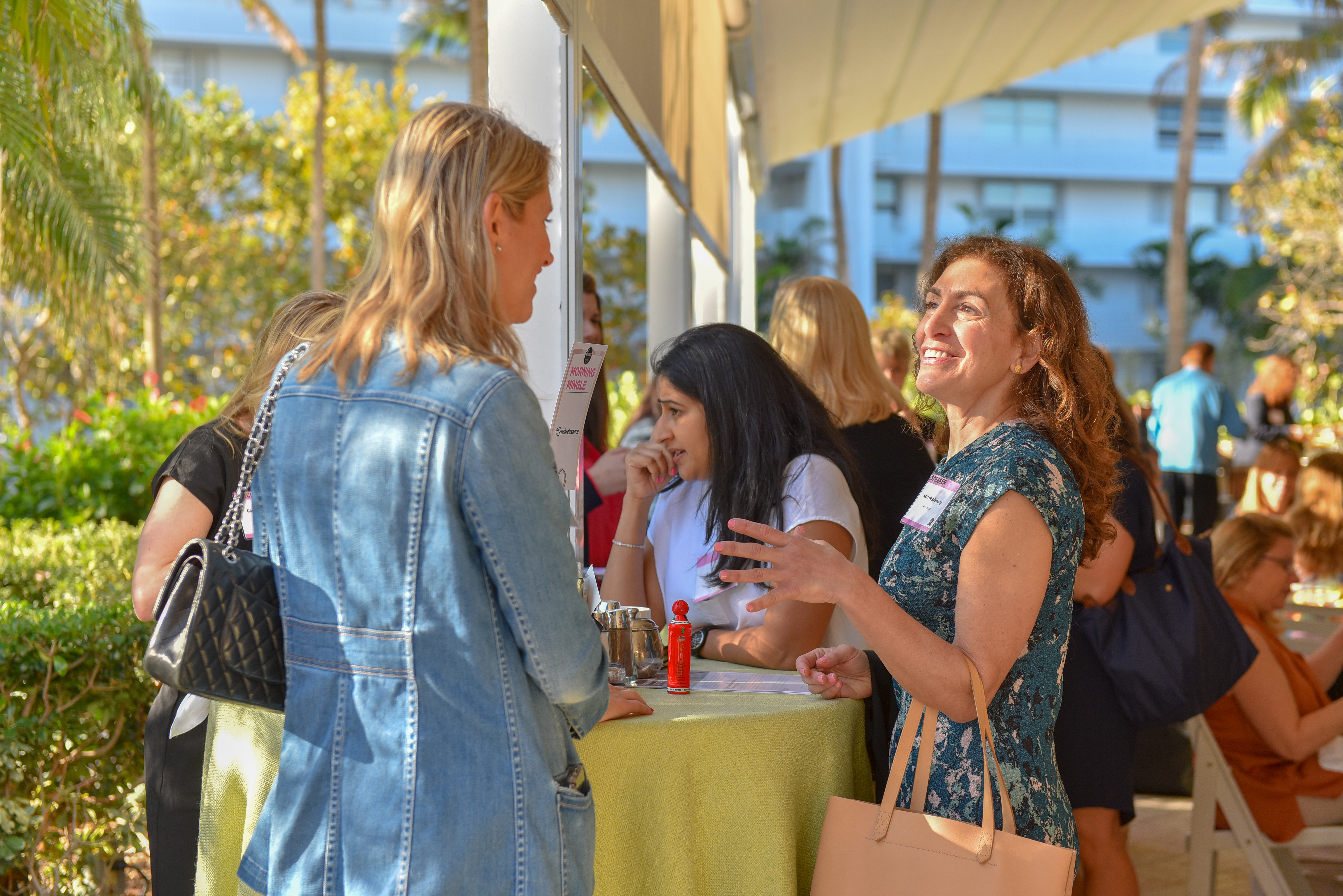Scenes from the 2018 Women in Retail Leadership Summit