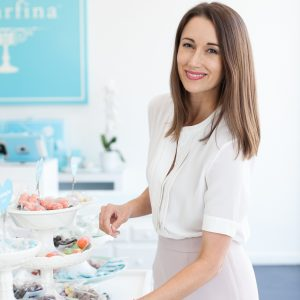 Rosie O'Neill, Co-Founder and Co-CEO, Sugarfina