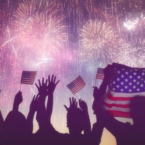 Happy July 4th to Inner Circle Readers